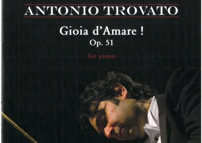 Gioia d'Amare Op.51