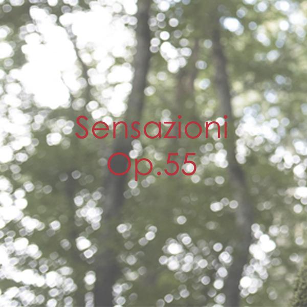 Sensazioni Op. 55