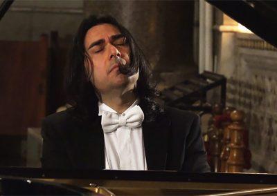 """Antonio Trovato Extract """"Il Profumo della sera"""" Siciliana Op.24 (Recital Duomo di Monreale 2019)"""
