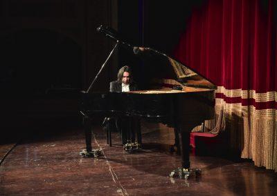 Recital Teatro Pirandello