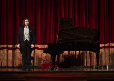 Recital Teatro Pirandello 2020
