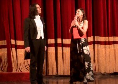 Antonio Trovato – Intervista dopo il concerto (Recital Teatro Pirandello 2020)
