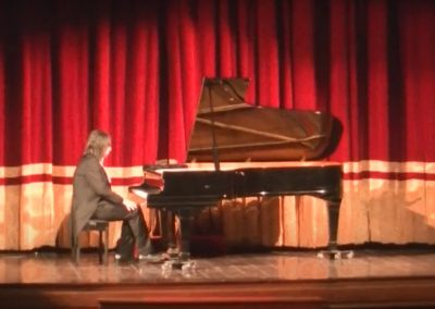 Antonio Trovato – Mare D'Autunno Op.23 (Recital Teatro Pirandello 2020)