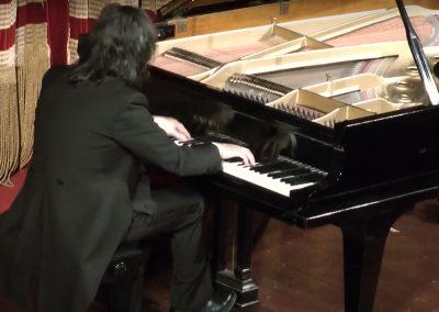 Antonio Trovato – Gioia D'Amare Op.51 (Recital Teatro Pirandello 2020)