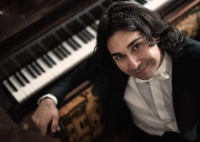 Antonio Trovato – Extract Sonata Romantica a Patrizia Op.64